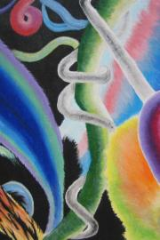 """""""Synesthesia: I Wish You Could See the Music"""" by Carol Wessberg"""