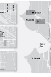 Map of potential homeless encampment locations