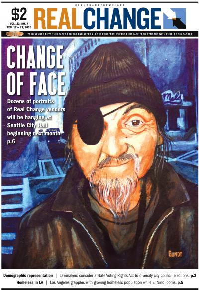 Real Change Cover February 17, 2016