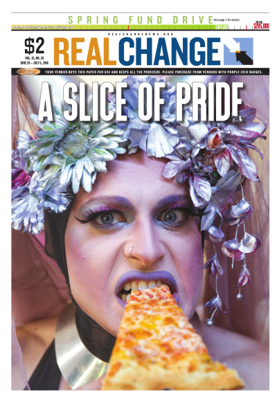 Cover of June 29, 2016 issue