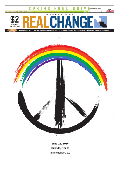 Cover of June 22, 2016 issue