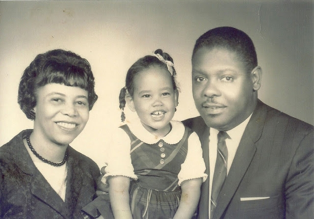 Edwin T. Pratt and his family. Photo courtesy Pratt Fine Arts Center.