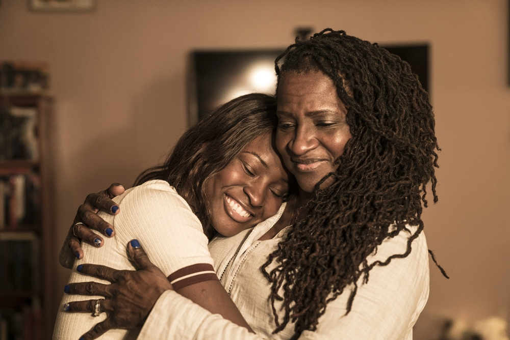 Carole Eady and her daughter Jahmil. Photo by Jess X Snow.
