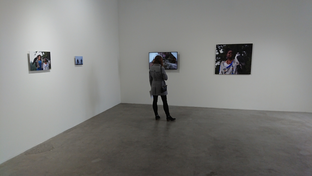 """A Book With No Pages,"" an exhibition of work by Ingram, runs until March 13. Photo by Lisa Edge"