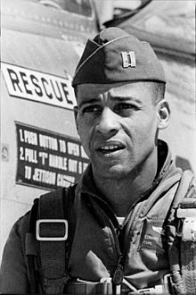 Ed Dwight was the first Black man to become an astronaut with NASA. Photo courtesy of Wikimedia