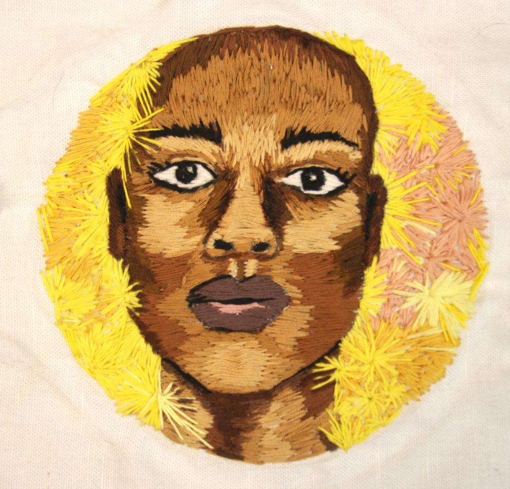 """""""Mellow Yellow,""""2017 by Julia Fioravanti"""