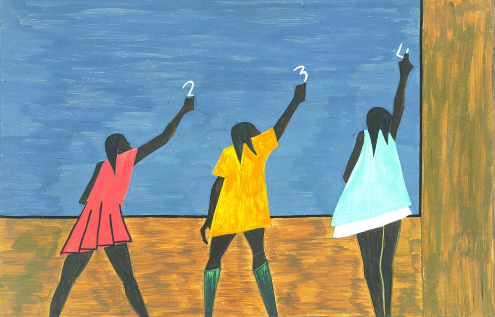 Panel #58 In the North the African American had more educational opportunities. Jacob Lawrence