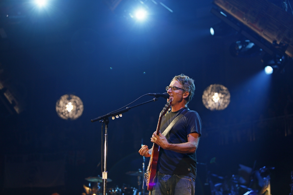 Stone Gossard plays in London on July 17