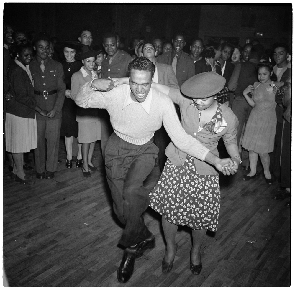 Jitterbug couple, 1944 by Al Smith