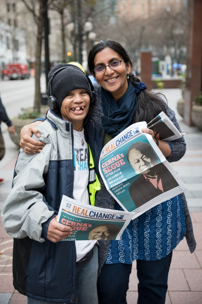 The late and well-loved Sharon Jones and Seattle City Councilmember Kshama Sawant team up.