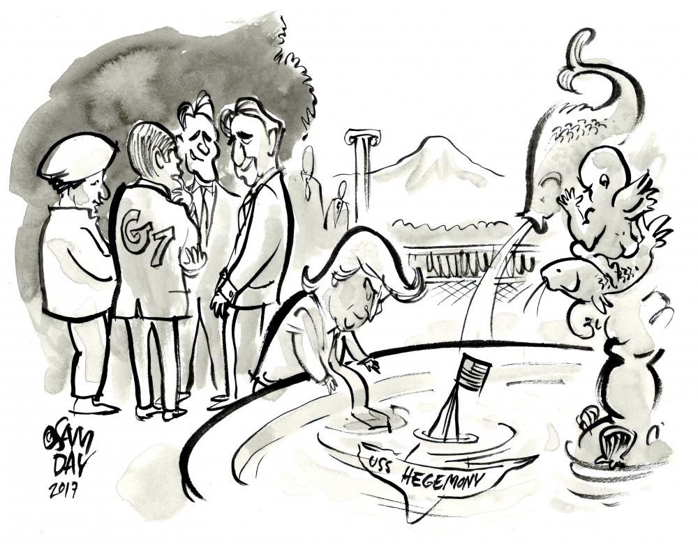 Illustration by Sam Day