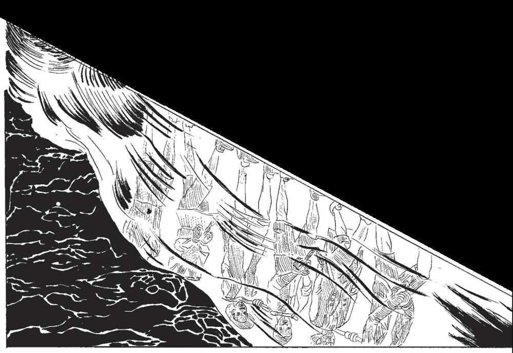 Illustration by Hugo Martínez