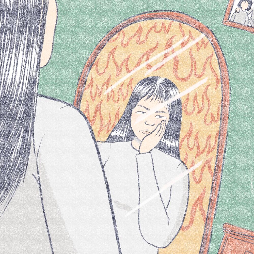 Illustration by Tenzing Dorjee
